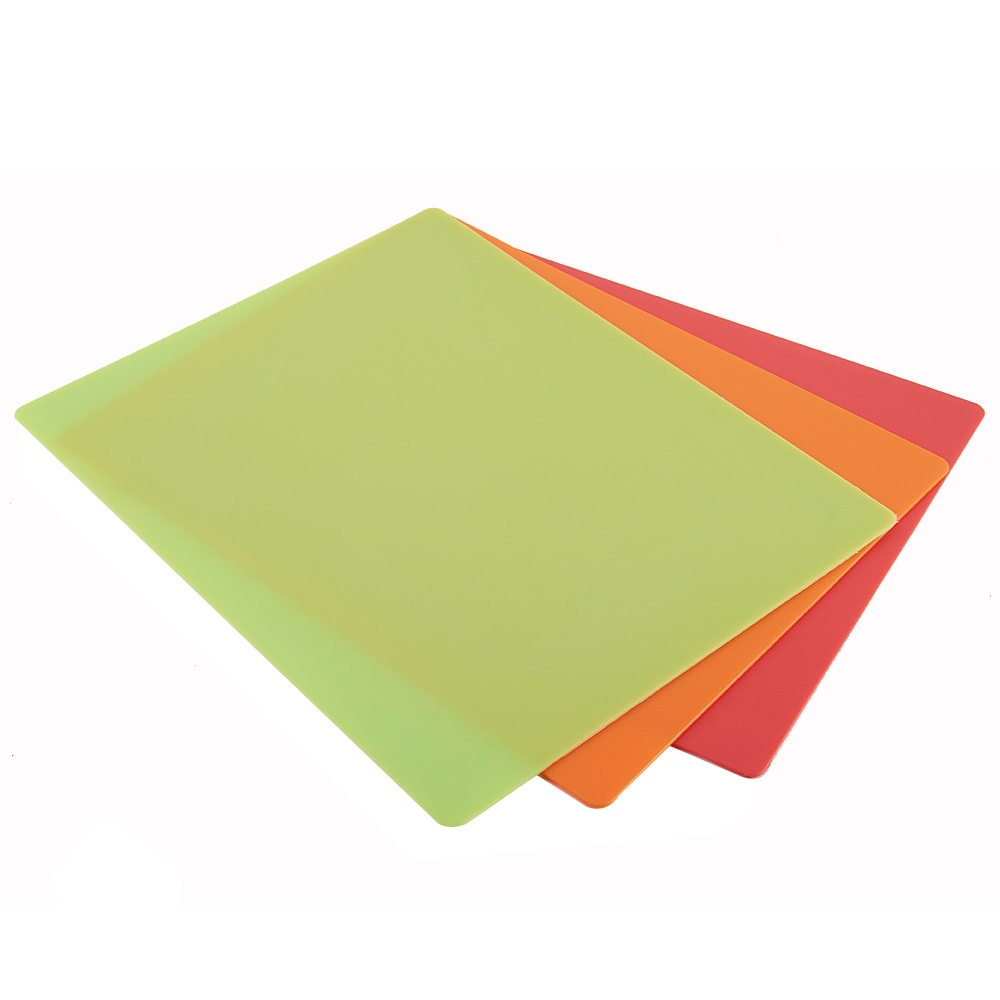 PE Plastic Flexible Cutting Mat