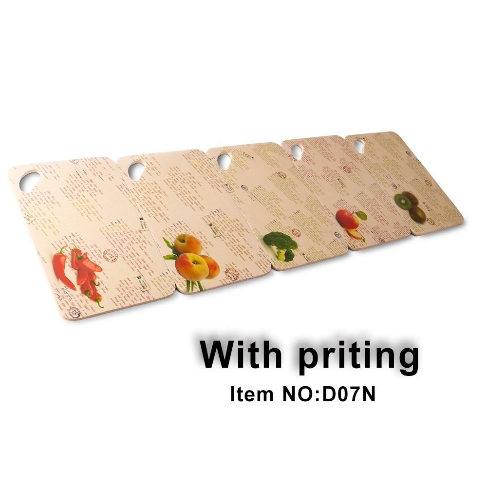 Bamboo Fiber Cutting Board Set